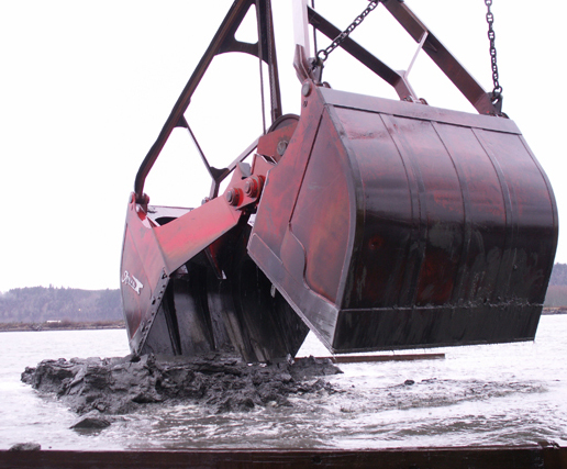 DNR manages Washington dredging in cooperation with other state and federal agencies.