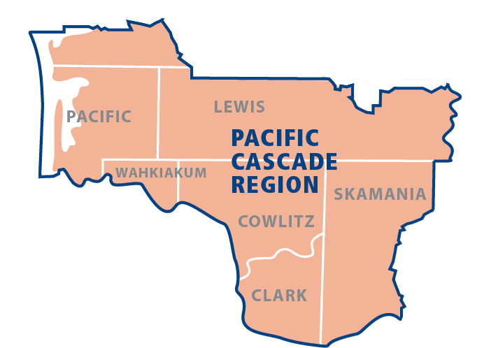 click to enlarge PC Region Map with Counties