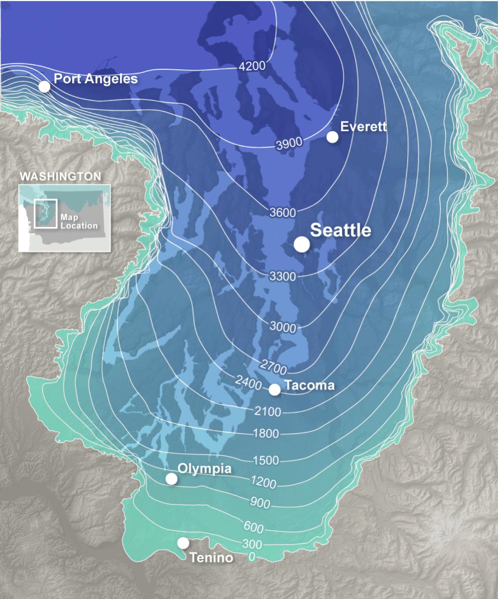 Washington\'s Glacial Geology | WA - DNR