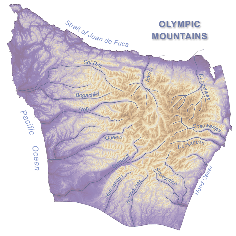 Olympic Mountains | WA - DNR