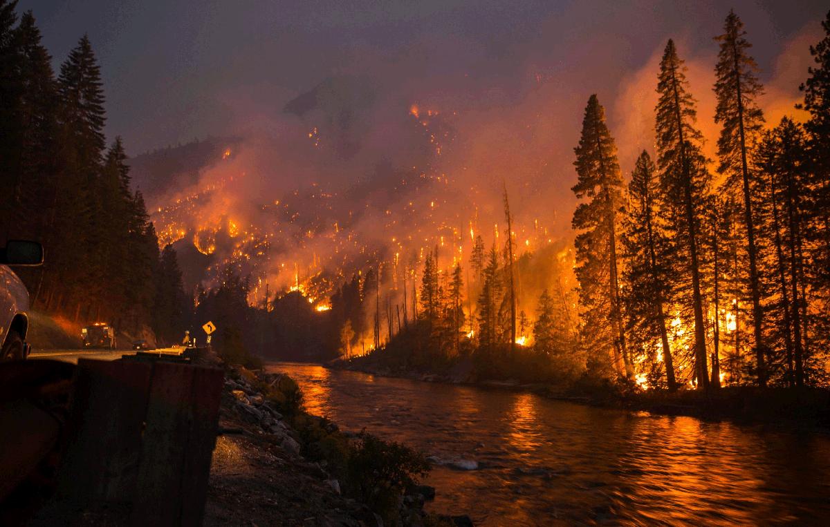 Washington Wildfire Map 2017.Lidar Wa Dnr
