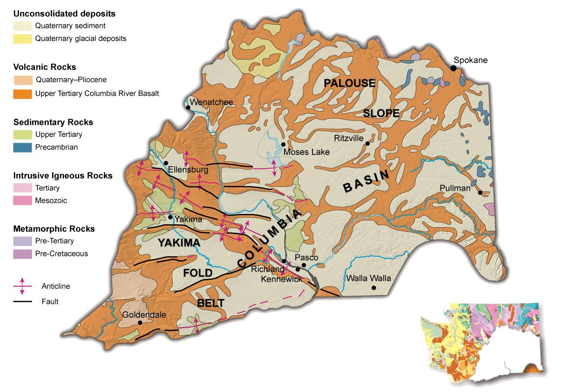 Columbia Basin | WA - DNR