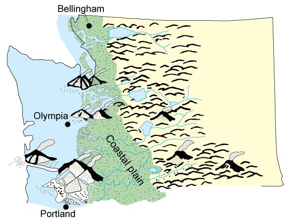 Southern Cascades WA DNR