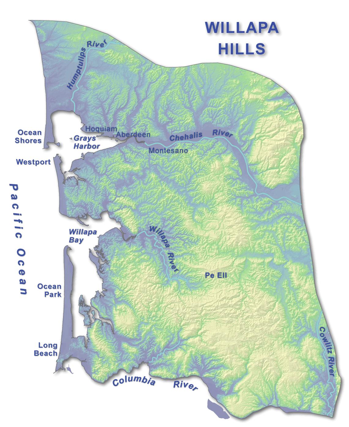 Willapa Hills | WA - DNR