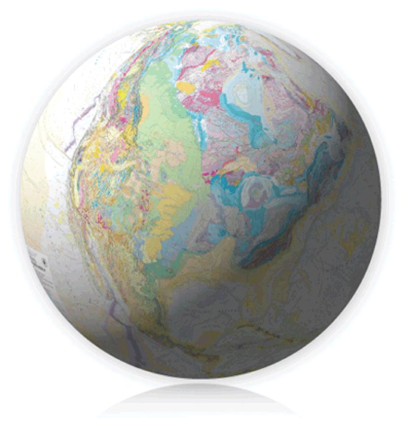 Geologic Information Portal – Earth Interactive Map