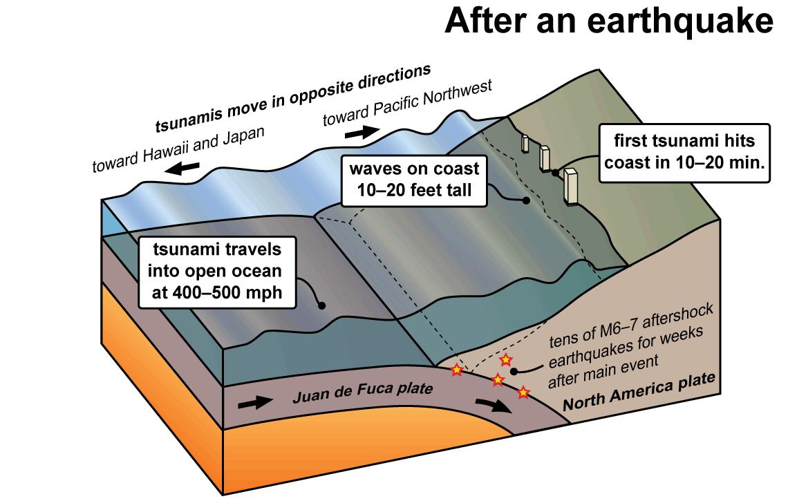 Tsunamis | WA - DNR
