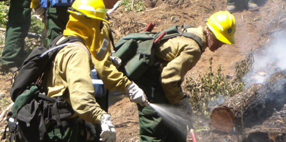 Fighting Fire Wa Dnr