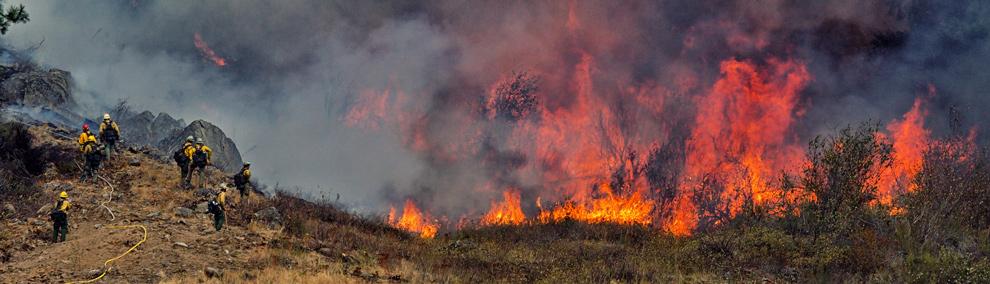 Okanogan Complex Wildfire, 2015