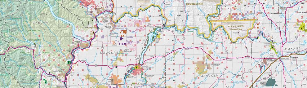 maps aerial photos or survey data wa dnr