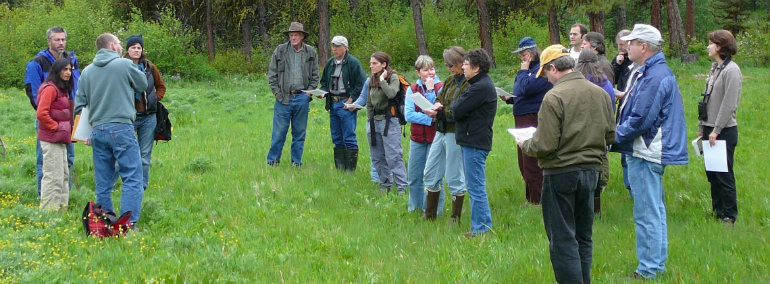 Natural Heritage Advisory Council field trip