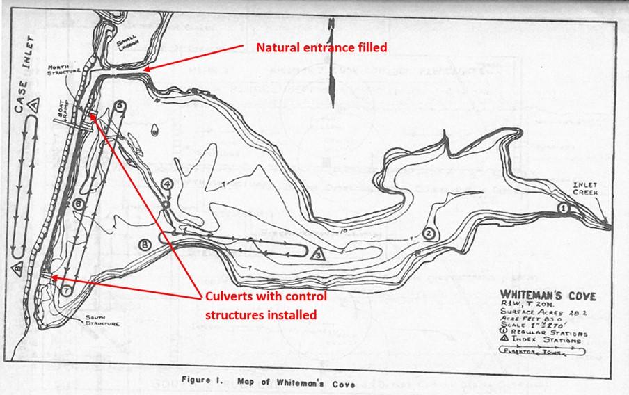 Whiteman Cove Restoration | WA - DNR