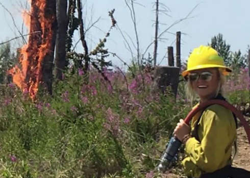 Seasonal, temporary firefighting jobs are offered statewide.