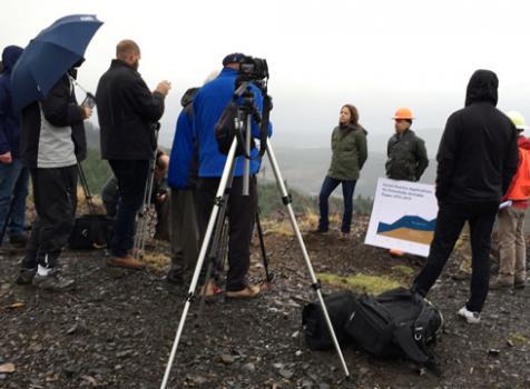 Commissioner Franz Urges Serious Action from Legislature to Address Landslide Safety