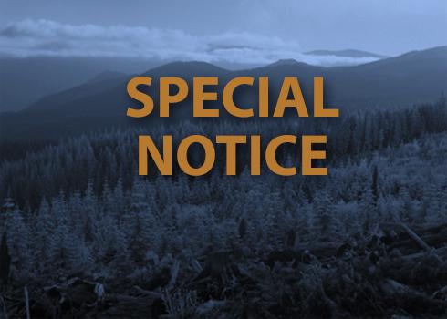 special notice graphic